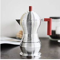 Alessi Pulcina 3 cup espresso coffee maker