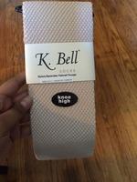 K. Bell Fishnet Trouser Socks