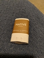 Native Deodorant in Coconut and Vanilla