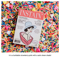 """theBalm Instain Long-Wearing Staining Powder Blush in """"Toile"""""""