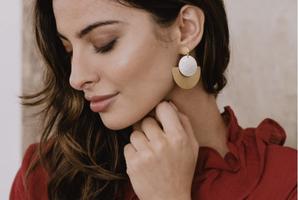 Matr Boomie Earrings
