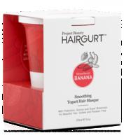 Project Beauty Hairgurt™ Smoothing Yogurt Hair Masque - Strawberry Banana