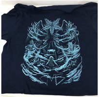 Loot Fright t-shirt - H.P. Lovecraft, At The Mountains of Madness