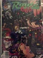 Route 666 Comic Book