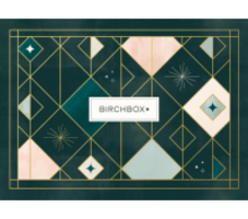 Birchbox December 2018 - Just the box