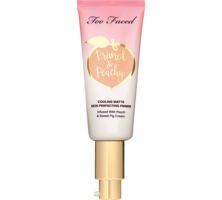 Too Faced Primed & Peachy Cooling Matte Skin Perfecting Primer Infused with Peach & Sweet Fig Cream
