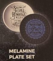 """Supernatural 6.5"""" Melamine Plate Set"""