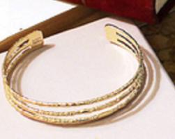 Rhea Bangle Bracelet