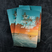 Compendium write now journal-find what brings you joy