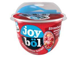 Joy Bol Smoothie Bowl quinoa crunch with granola clusters