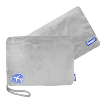 Snuggie Travel Blanket and Pouch