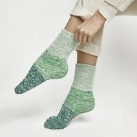 Green Pointe Aloe Infused Cozy Socks