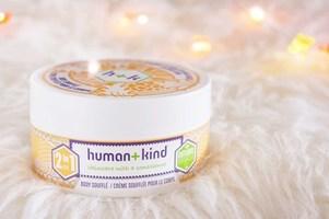 Apricot Body Souffle, Human+Kind