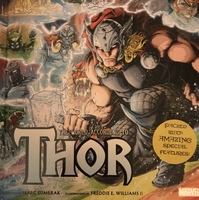 The World According to Thor - book by Marc Sumerak, Marvel