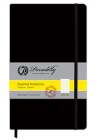 Piccadilly Essential Notebook Medium Graph