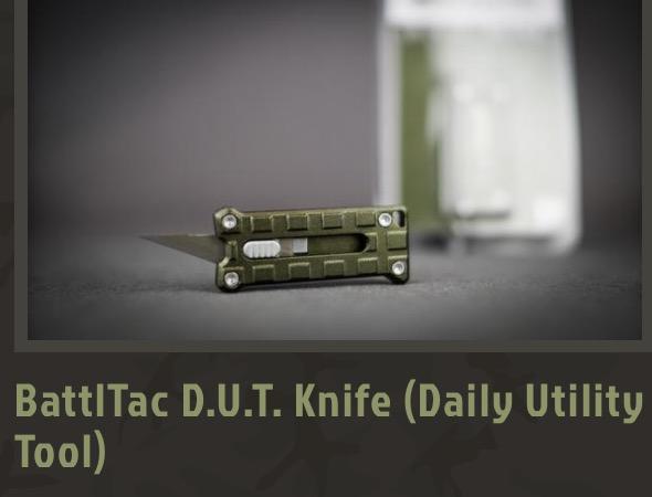Battltac D.U.T. Blade