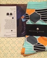 Pacific Issue Socks