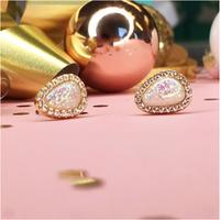 Olivia Opal Earrings
