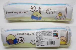 Sumikko Gurashi Pen Case (Soccer Club)