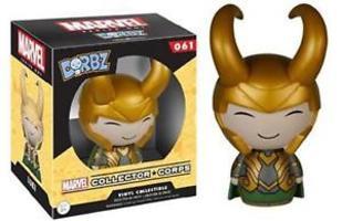 Dorbz 061 LOKI - Marvel Collector Corps Exclusive