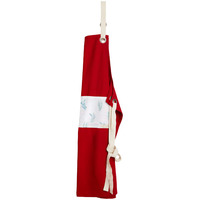 GROVE COLLABORATIVE Eucalyptus Apron in Red