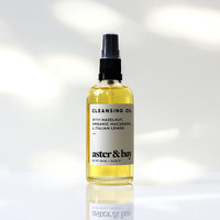 Aster and Bay Cleansing Oil