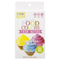 Color Kitchen Decorative Food Colors