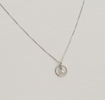 Guiding Light Pearl Necklace