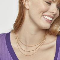 Summer & Rose Amelia Trio Necklace