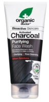 Organic Doctor Bioactive skincare Activated Charcoal Purifying Face Wash
