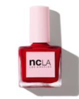 NCLA Nail Polish - Red Creme - Full Size