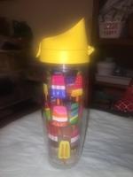 Tervis  Tumbler Water Bottle w/ Lid Popsicles Kawaii