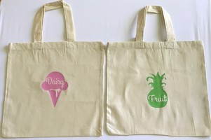 Market Bags by Lulu's Jewels