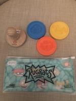 Rugrats Cookie Stamp Set