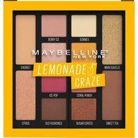 Maybelline Lemonade Craze Eye Shadow Palette