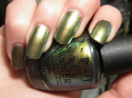 OPI Nail Polish - Just Spotted the Lizard