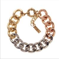 LuvaJ TriColor Chain Bracelet