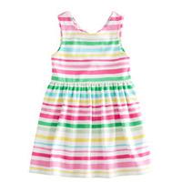 FabKids Rainbow Stripe Dress