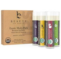 Beauty By Earth Exotic Multi-Pack Lip Balm