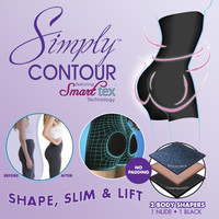 Shape, Slim, Lift! Body Contour Body Shaper