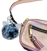 Rachel Zoe Cat Keychain