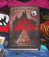Ace of Shades novel by Amanda Foody
