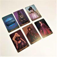 6 Tarot Cards