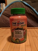 One A Day Women's with Nature's Medley Multivitamins