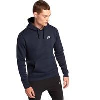 Men's xl swoosh black hoodie