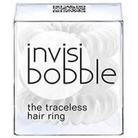 Invisibobble Traceless Hair Rings - Set of 3 in White