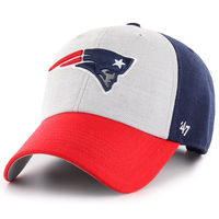 NFL New England Patriots Men's Hayes '47 Clean Up Adjustable Cap