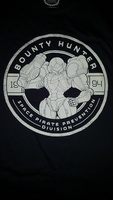 Metroid Bounty Hunter Tshirt