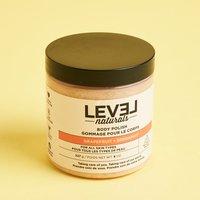 Level Naturals Body Polish