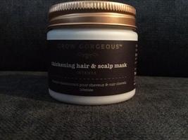 Grow Gorgeous thickening hair & scalp mask intense